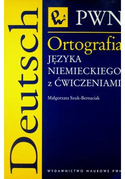 Ortografia języka niemieckiego z ćwiczeniami