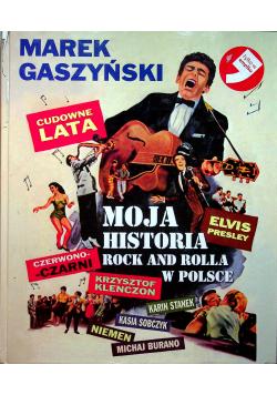 Moja historia Rock and Rolla w Polsce