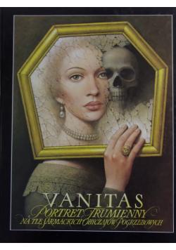 Vanitas portret trumienny na tle sarmackich obyczajów pogrzebowych