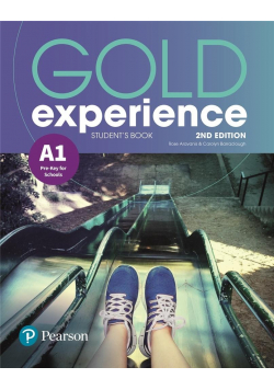 Gold Experience 2ed A1 SB PEARSON