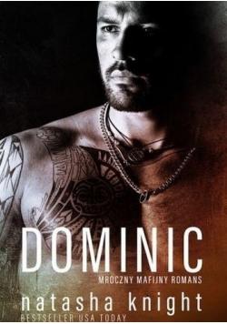 Dominic Mroczny mafijny romans