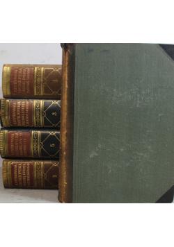 Ilustrowana encyklopedja  5 tomów 1927 r.