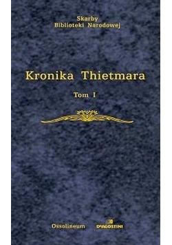 Kronika Thietmara Tom I