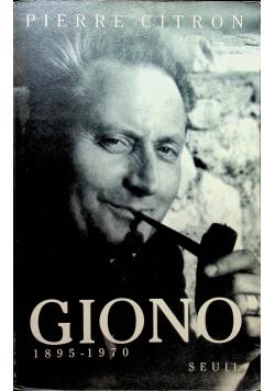 Giono 1895 1970