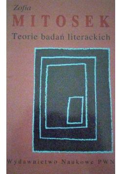 Teoria badań literackich