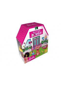 Barbie Zestaw z ciastoliną - Dom