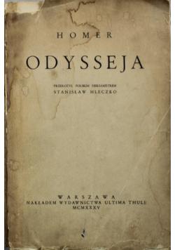 Odysseja 1935 r