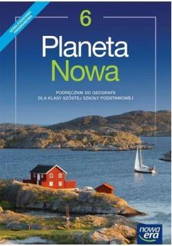 Geografia SP 6 Planeta Nowa Podr. NE