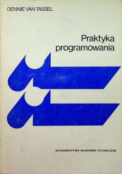 Praktyka programowania
