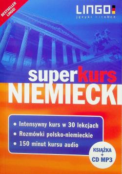 Super kurs niemiecki plus CD
