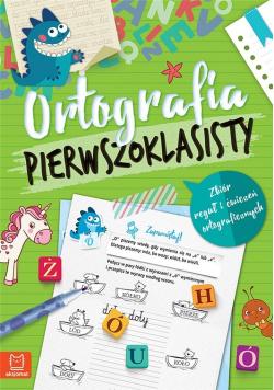 Ortografia pierwszoklasisty w.2