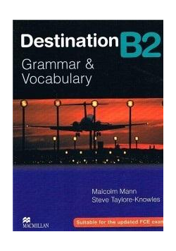 Destination B2 Grammar&Vocabulary MACMILLAN