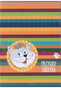 Zestaw książek Przygody Cukierka