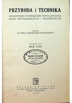 Przyroda i technika 1938r
