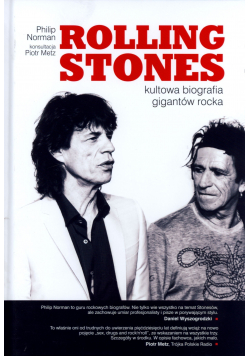 Rolling Stones Kultowa biografia gigantów rocka