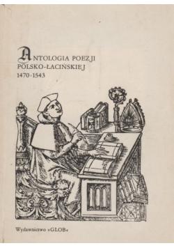 Antologia poezji polsko łacińskiej 1470  1543