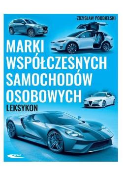Marki współczesnych samochodów osobowych. Leksykon