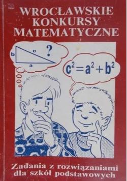 Wrocławskie konkursy matematyczne
