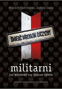 Militarni polskie organizacje proobronne