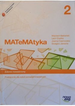 Matematyka 2 Zakres rozszerzony