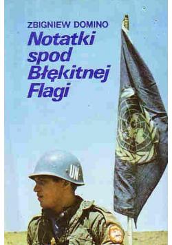 Notatki spod Błękitnej Flagi