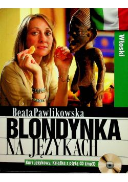 Blondynka na językach