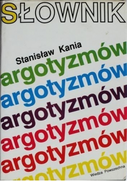 Słownik argotyzmów