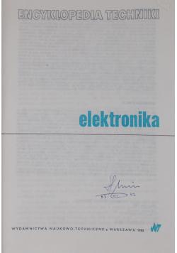 Encyklopedia techniki elektronika