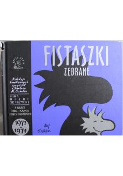 Fistaszki zebrane 1973 1974