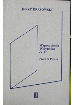 Wspomnienia Wołyniaka  cz II