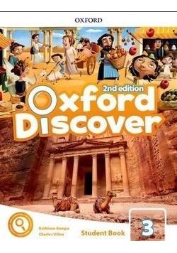 Oxford Discover 2E 3 SB