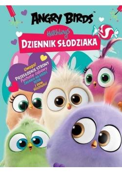 Angry Birds. Hatchlings. Dziennik słodziaka