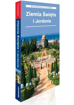 Ziemia Święta i Jordania przewodnik z atlasem