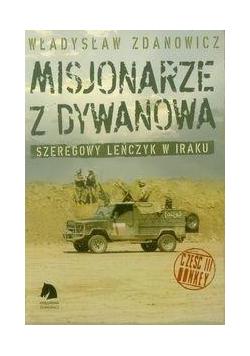 Misjonarze z Dywanowa T.3 Honkey