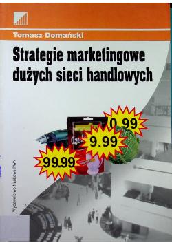 Strategie marketingowe dużych sieci handlowych