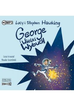 George i Wielki Wybuch audiobook