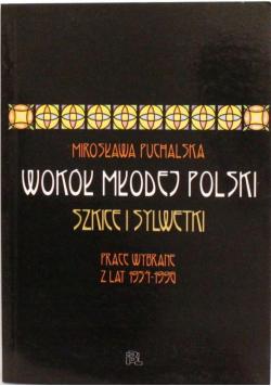 Wokół Młodej Polski Szkice i sylwetki Prace wybrane z lat 1954 1996