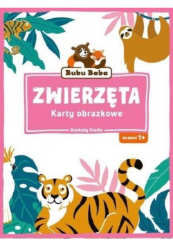 Bubu Baba. Karty obrazkowe. Zwierzęta