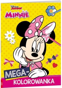 Minnie. Megakolorowanka