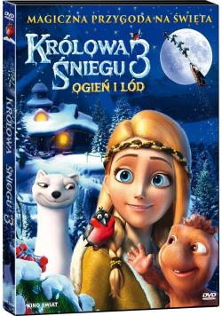 Królowa Śniegu 3. Ogień i lód DVD
