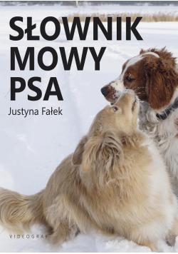 Słownik mowy psa