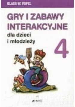 Gry i Zabawy Interakcyjne 4