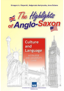 The Highlights of Anglo-Saxon