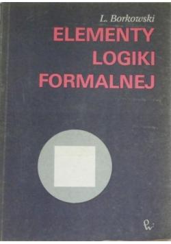 Elementy logiki formalnej