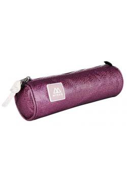 Piórnik tuba Supershine róż MBQ