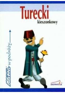 Turecki kieszonkowy Assimil w podróży