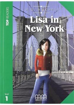 Lisa in New York SB + CD MM PUBLICATIONS