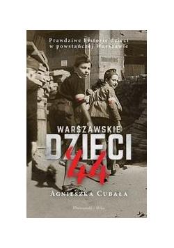 Warszawskie dzieci`44