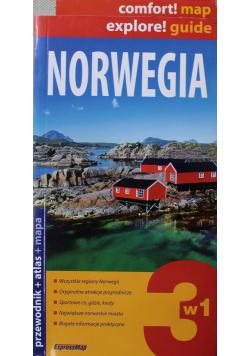 Norwegia 3 w 1 Przewodnik