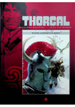 Thorgal Wyspa lodowych mórz Tom 2